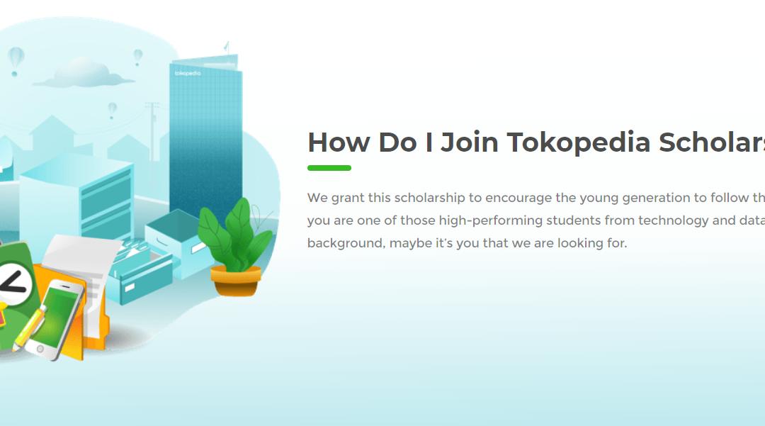 Beasiswa S1 Tokopedia 2020-2021