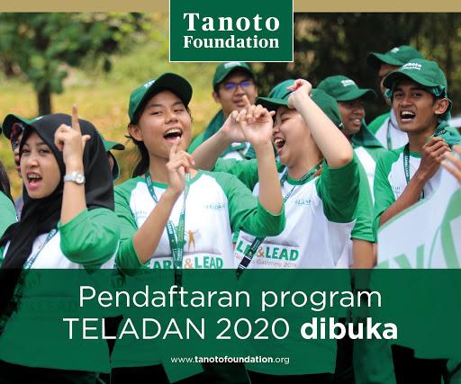 Beasiswa Tanoto Foundation
