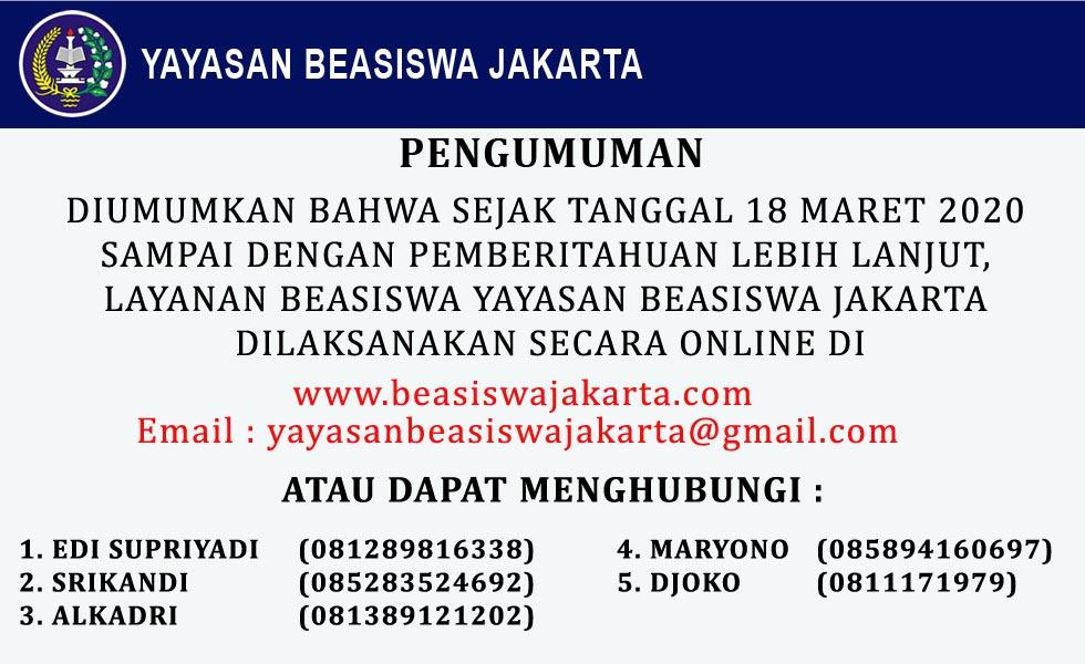 Beasiswa Jakarta