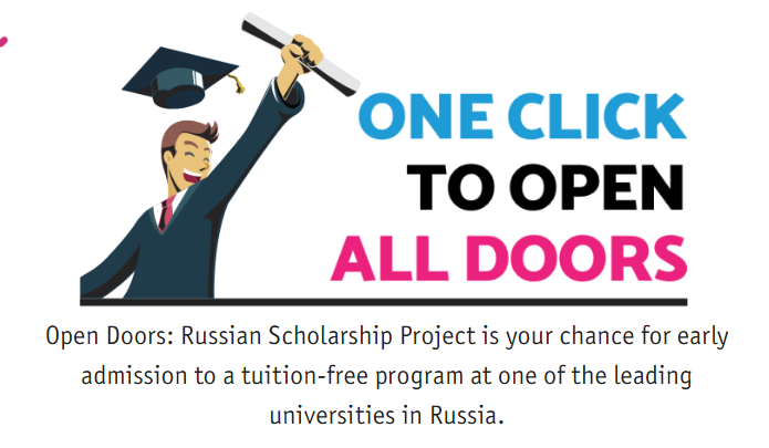 Beasiswa Rusia
