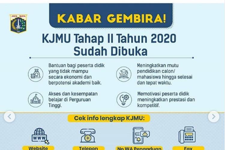 Kartu Jakarta Mahasiswa Unggul
