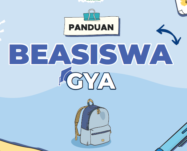 Beasiswa Global Youth Action (GYA)