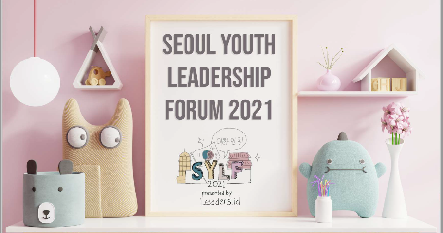 Beasiswa Seoul Youth Leadership Forum