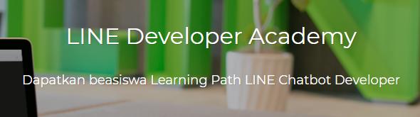 Beasiswa LINE Developer Academy