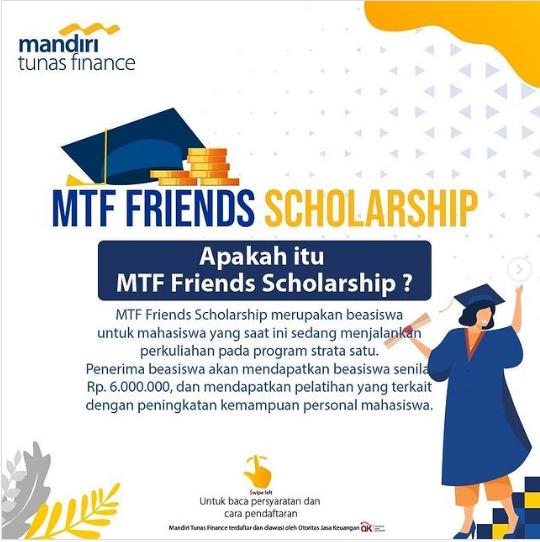 Beasiswa Mandiri Tunas Finance