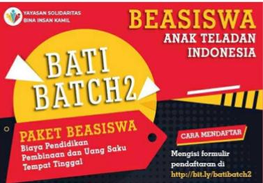 Beasiswa Anak Teladan Indonesia
