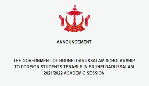 Beasiswa Brunei Darussalam