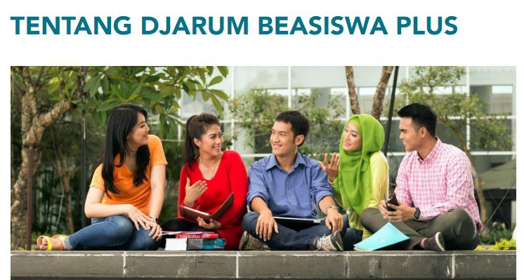 Beasiswa Djarum 2021