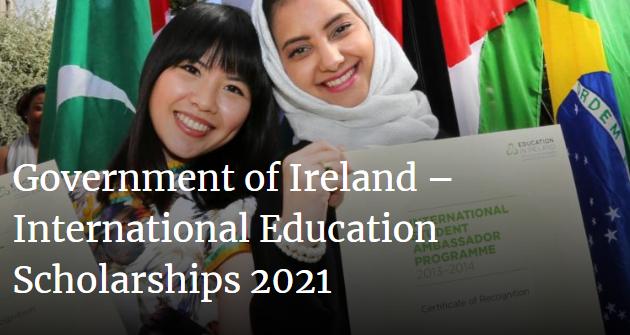 Beasiswa Irlandia