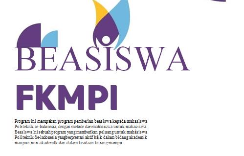 Beasiswa FKMPI 2021 2022