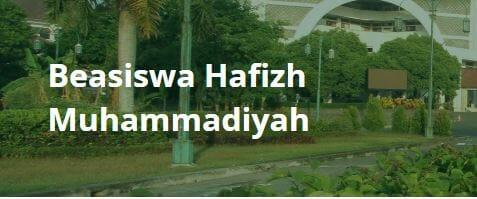 Beasiswa Hafizh
