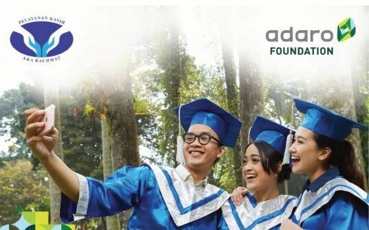 Beasiswa Adaro Foundation