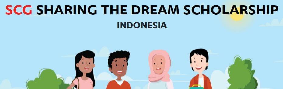 Beasiswa SCG Sharing the Dream