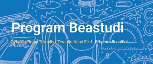 Beasiswa STT Nurul Fikri