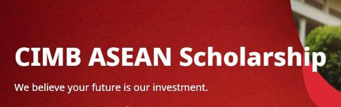Beasiswa CIMB Asean Scholarship