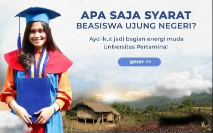 Pendaftaran Beasiswa Ujung Negeri