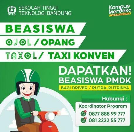 Beasiswa STT Bandung