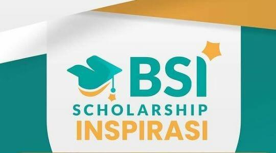 Beasiswa BSI Scholarship Inspirasi